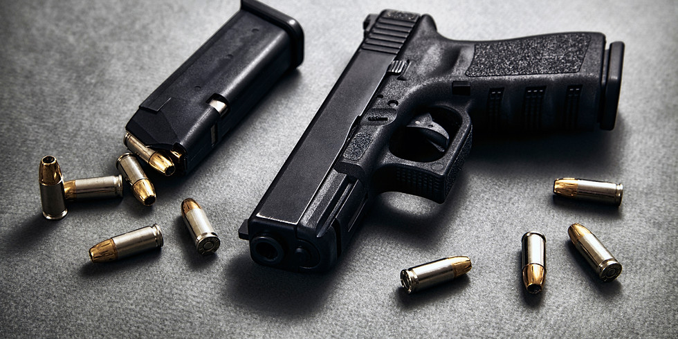 Intro to Pistol and Safety