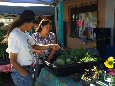 Access to Local Growers & Their Produce