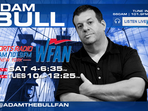 Adam The Bull on WFAN 660