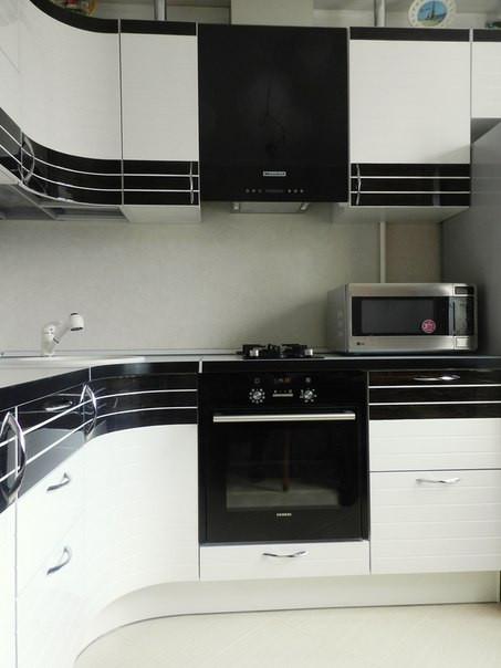 Кухня полосы фаски