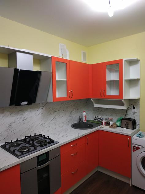 Кухня в Светлогорске