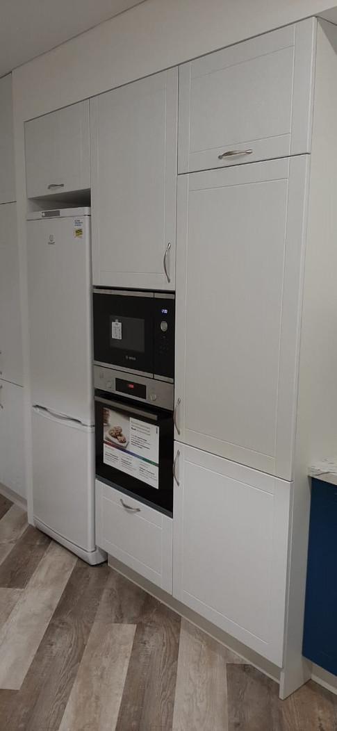 встроенная духовка, микроволновая печь