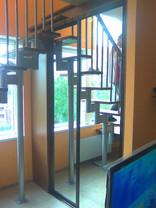 Шкаф ул Литовский Вал под лестницей