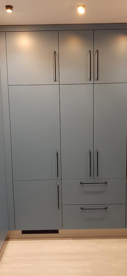 высота кухни, до потолка