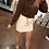 Thumbnail: Taylor's Corduroy Mini Skirt