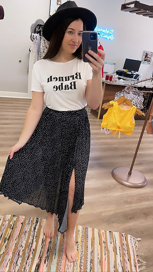 Dotted Fun Skirt