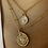 Thumbnail: Coin Layered Necklace