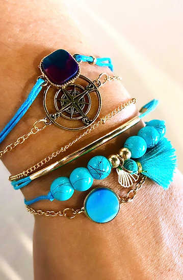 Blue Bracelet Bundle