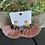 Thumbnail: Seebead Tassel Earrings