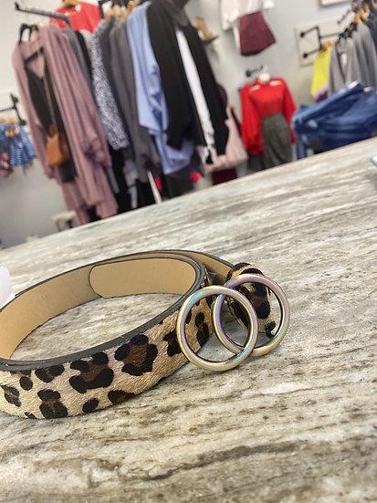Cheetah Infinity Belt