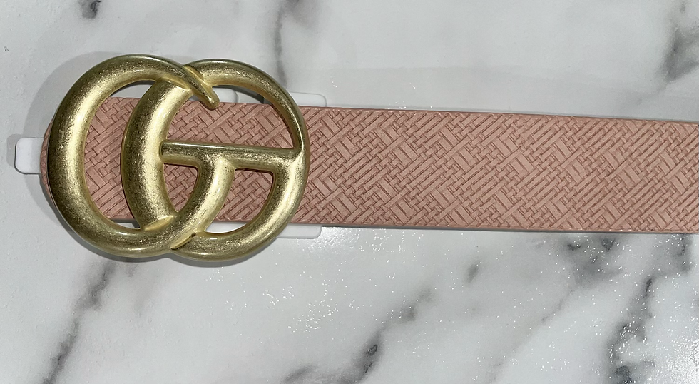 Blush CG Belt
