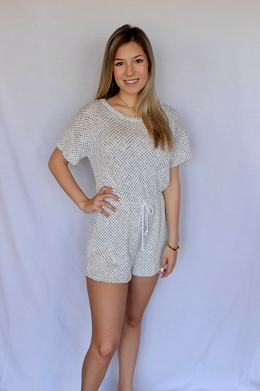 Whatever You Like Romper