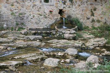 Source d'eau chaude Rennes-les-bains