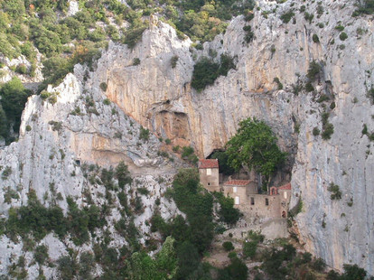 Hermitage saint antoine de Galamus