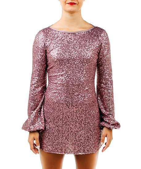 PALOMA - Mini Sequin Knit