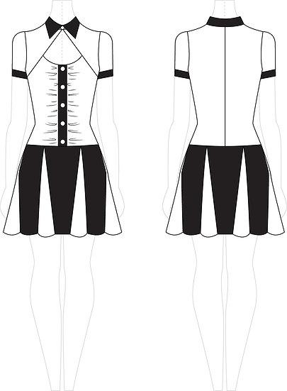CUSTOM DRESS 02