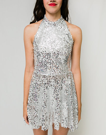 CANDACE SPECIALTY SEQUIN DRESS