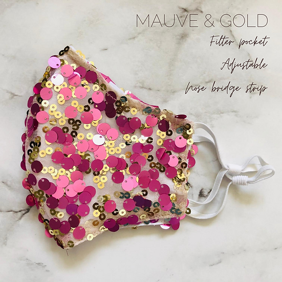 MAUVE & GOLD SPECIALTY