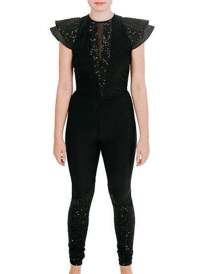 LIZZY - Jumpsuit Sequin Knit