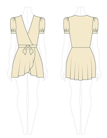 CUSTOM DRESS 06