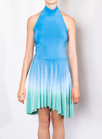 CANDACE OMBRE DRESS