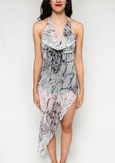 ERIN HILO PRINT DRESS