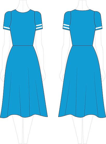 CUSTOM DRESS 04