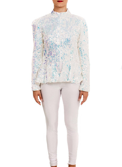 IMAN - Jacket Specialty Sequin