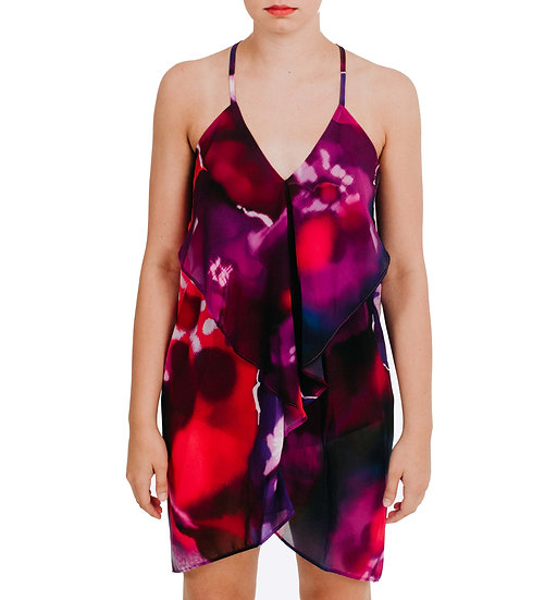 KIRA - Dress Chiffon Print