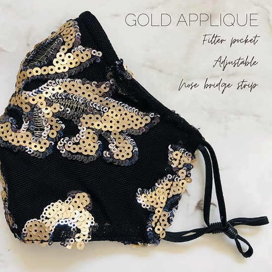 GOLD APPLIQUE SPECIALTY