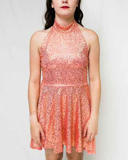 CANDACE SEQUIN DRESS