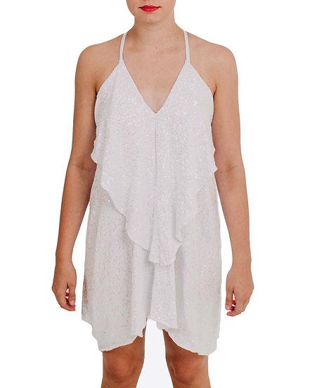 KIRA - Dress Sequin Knit