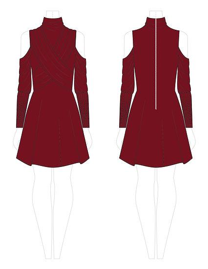 CUSTOM DRESS 05