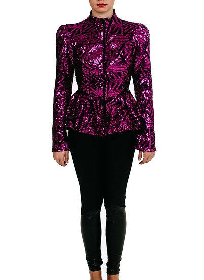 IMAN - Jacket Specialty Sequin