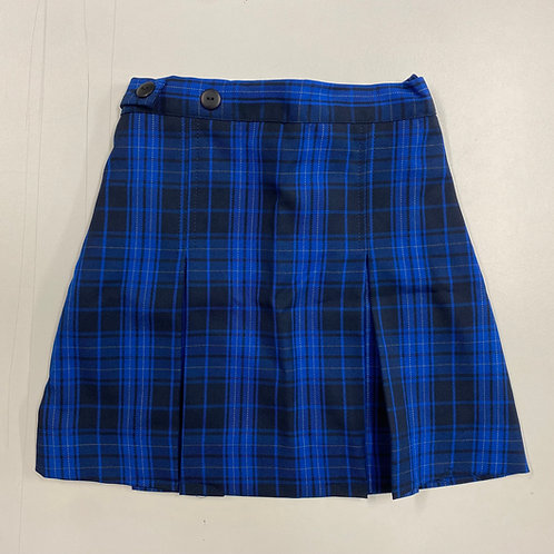 St Jerome's Girls School Checkered Skirt