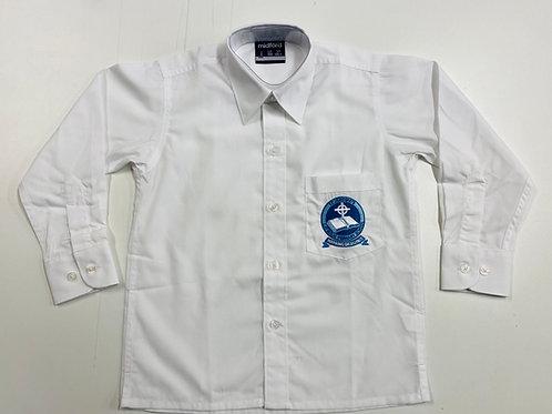 St Jerome's Boys Long Sleeve Shirt