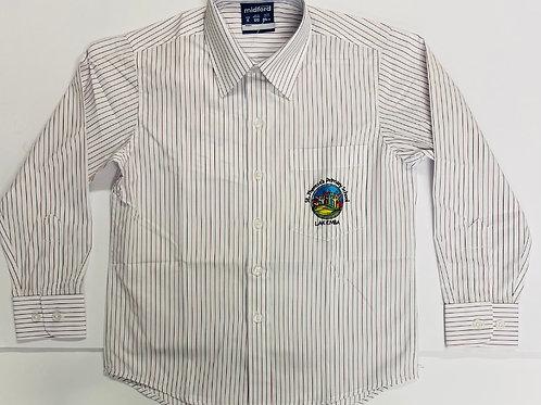 St Therese Lakemba Boys Long Sleeve Winter Shirt