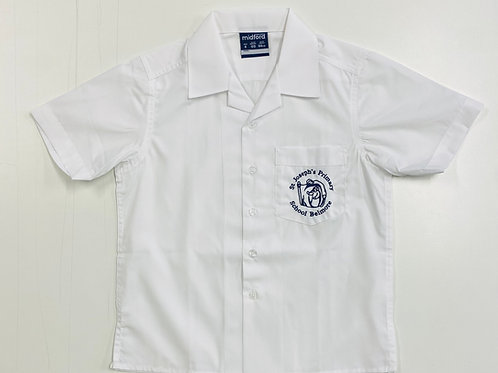 St Joseph Belmore Boys Short Sleeve Shirt