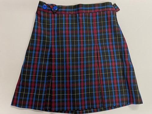 St Therese Lakemba Girls School Check Pleat Skirt