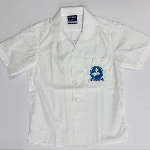 St Jerome's Boys Short Sleeve Shirt