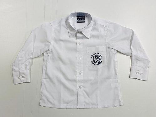 St Joseph Belmore School Boys Long Sleeve Shirt