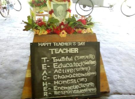 The Teachers Day