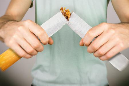 Un arrêt du tabac très touchant !