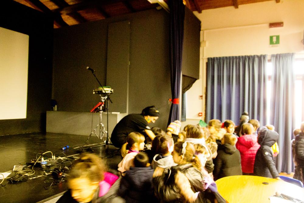 Lezione concerto Istituto F.Cilea