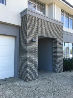 Feture Brick entrance