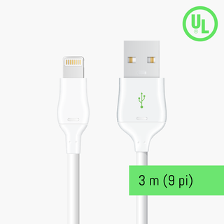 8-PIN vers USB-A