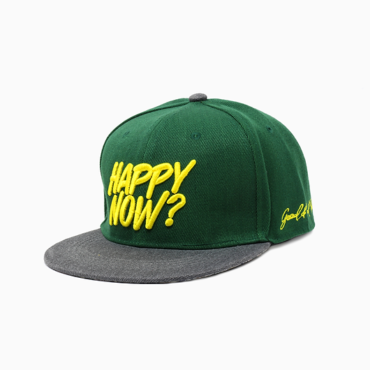 Happy Now?