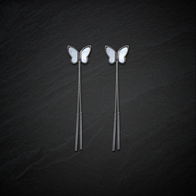 Boucle d'oreille papillon 1 - PRODUIT.pn