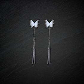 Boucle d'oreille papillon 2 - PRODUIT.pn