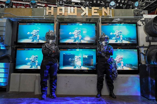 Hawken Game Release